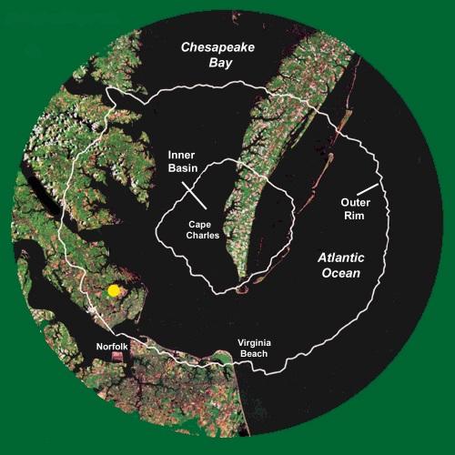 Crater-Location
